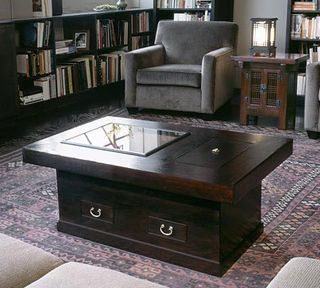 Hibachi Coffee Table